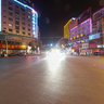 2011 0225 221245 People's Road Dongfeng Square Night 人民路东风广场夜景