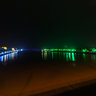 2011 0225 222502 LanJiang  Bridge Night 兰江大桥夜景