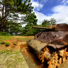 Sherman Tank at Imugan