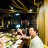 Dinner Out at Shiba Japanese Restaurant, Meydan Hotel Dubai