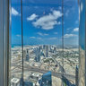 Burj Khalifa Dubai Floor 106 North View
