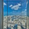 Burj Khalifa Dubai Floor 106 North View
