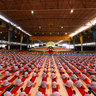 Mass Ordination Program for 100,000 Dhamadayada Monks