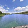 As Conchas Dam, Orense, Spain