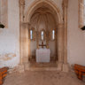 Medvedgrad - chapel interior