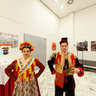 Traditional costumes from various regions of Croatia