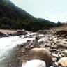 roodbarak river, in kelardasht, mazandaran