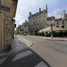 Town Center of Dijon  (Crossroad between Rue Brulard et Rue Monge Streets)