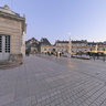 Place de la Liberation : Entrance of City Hall (Dijon)