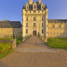 Castle in Loire Valley : Valencay