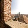 panorama dalla Torre del Bramante