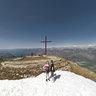 vetta del monte Galbiga