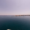 harbor view from Bell Tower Memorial in Valletta