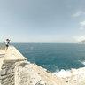 spettacolare panorama dal promontorio di Porto Venere