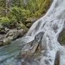 Bridal Veil Falls - Cascada Valul Miresei