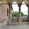 Mogosoaia Palace - Balcony