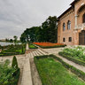 Mogosoaia Palace - The garden and the lake