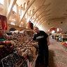 Covered Farmer's market