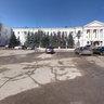 "Hotel ""Chernigov"" and Charles Marx's square"