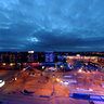 """roof of hotel """"Sverdlovsk"""""""