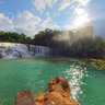 Agua Azul Waterfalls, Chiapas, Mexico