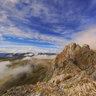 Cacanpunta Pass, Cordillera Huayhuash, Peru
