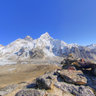 Everest View, Kala Patthar Northern Ridge