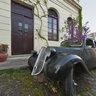Auto antiguo, Colonia del Sacramento, Uruguay
