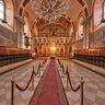 Enterijer Bogorodicine Crkve