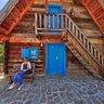 Drvengrad na Mećavniku, Mokra gora