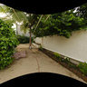 Casa LaManz Backyard Pano