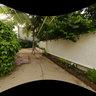Casa LaManz Backyard Pano