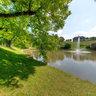 Zwinger Garten und Teich