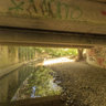 Beneath Gilmore Road