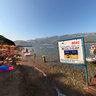 Beach of Paradise, Island of St. Nikola, Budva