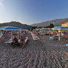 Beach in Becici/Boreti Montenegro