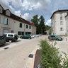 Place au vin, Orgelet (Jura, France)