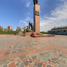 Ivanovo, monument to the 