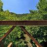 Παλιά Στρατιωτική γέφυρα στα Αχούρια Λύκου