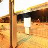 Long Bien Bus Station at night, Hanoi