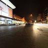 Hanoi Railway Station at night, Hanoi