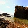 The jumpers of Jumping stones beach, Quang Binh (Bãi đá nhảy)