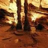 The rock fortress of Phong Nha cave, Quang Binh (Động nước Phong Nha)