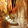 Inside Tien Son cave in Phong Nha cave, Quang Binh (ng Tin Sn, Phong Nha)