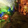 The dead end of Tien Son cave in Phong Nha cave (Động Tiên Sơn, Phong Nha)