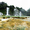 Ban Gioc fall - the water fall