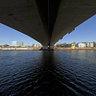 The Nelson Mandela bridge in Arnhem