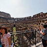 Roma, Colloseum, Amphitheatrum Flavium, Inside View I