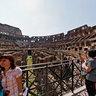 Roma, Colloseum, Amphitheatrum Flavium, Inside View I