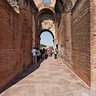 Roma, Colloseum, Amphitheatrum Flavium, Inside View II